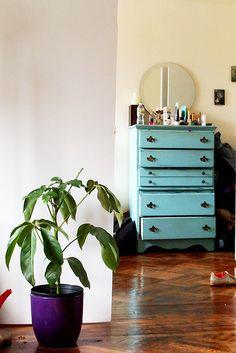 blue dresser    by emorgan49