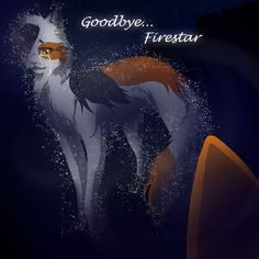 If I Spent A Bit More Time On My Drawings... by RiverSpirit456 on ... Spottedleaf saying goodbye... so sad DX