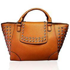 Designer Brown  Handbag