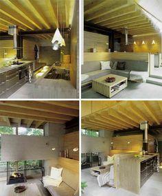 Luxury Guest House: Private Steam Sauna & Pool Design | Designs & Ideas on Dornob
