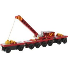 Thomas And Friends Wooden Railway - Rocky (Brody) Preschool Games, Activity Games, Play Vehicles, Wooden Train, Thomas The Tank, Thomas And Friends, Toys R Us, Toddler Toys, Kids Toys