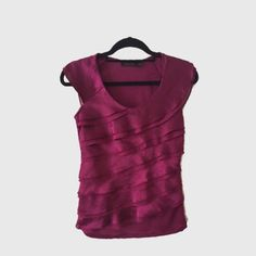 TUESDAY SALE The Limited, plum top Fun plum top The Limited Tops Blouses