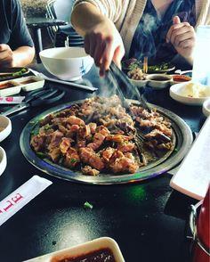 Korean BBQ. #Food