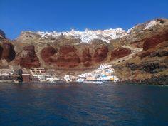Romantic Oia, Santorini