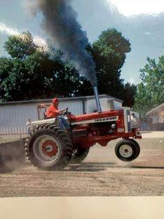 1 64 vintage ih 2 2 fold up chisel plow toy farm for International harvester decor