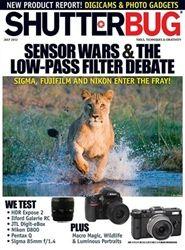 ShutterBug  Magazine July 2012 Tech Magazines, The Fray, New Product, Photography Magazine, 1 Year