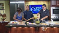 Chef Anthony Marino, the corporate chef for Hillmon Don's Appliances, shares how to re-use ingredients for two entirely different creations!
