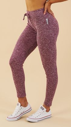 GYM STYLE- Relaxation never felt so good - introducing the Women's Slounge Collection, coming soon in Deep Plum. Sports Leggings, Workout Leggings, Women's Leggings, Leggings Store, Printed Leggings, Cheap Leggings, Sporty Outfits, Cute Outfits, Fashion Outfits