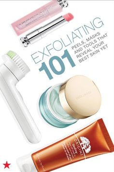 The first step in revealing clear, youthful and glowing skin is exfoliation. Make sure you're doing your best to rid your skin of dead skin cells and create a smoother appearance with top exfoliating skin care products. Click to shop your favorite beauty brands like Clinique and Estee Lauder at Macy's.