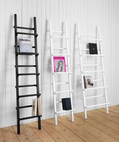 Finnish designer Mikko Halonen developed the 'Verso Shelf'