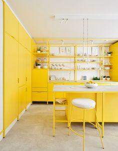 Tendencias en la Cocina Cocinas Kitchen, Calacatta, Design, Furniture, Home Decor, Coffee Tables, Ideas Para, Madrid, Happiness
