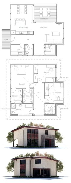 New Home, House Plan