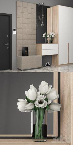 Wardrobe Door Designs, Wardrobe Design Bedroom, Bedroom Bed Design, Bedroom Furniture Design, Home Room Design, Hallway Furniture, Home Decor Furniture, Home Interior Design, Living Room Designs