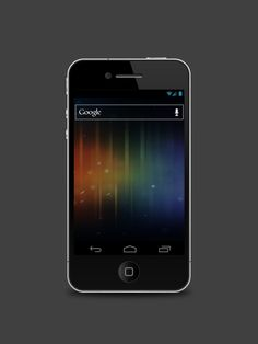We are working on iPhone 5 with Android 4 ;) #topsecret