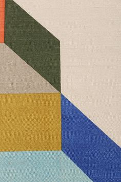 Assembly Home Complex Colorblock Handmade Rug