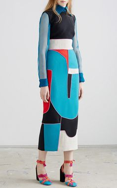 Tiverton Dress by ROKSANDA for Preorder on Moda Operandi