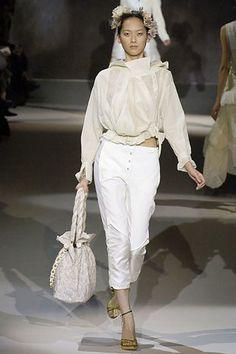 Louis Vuitton Spring 2007 Ready-to-Wear Fashion Show - Hye Park