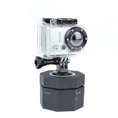 Camarush Camalapse Rotating camera holder for timelapse