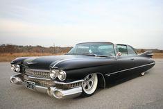 Cadillac Fleetwood old school