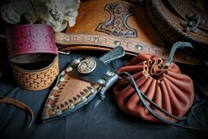 Leatherwork from last week - Album on Imgur