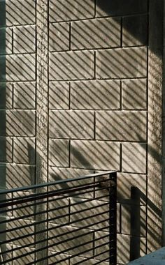 #stripes#line#order#shade#shadow#graphic#fence#repeat#ironfence#steel#fence#residential Steel Fence, Fences, Repeat, Stripes, Shades, Architecture, Home Decor, Atelier, Picket Fences