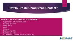 Are you looking to study about content creation for your website. Learn here the top secrets to create cornerstone content ..http://www.slideshare.net/techmagnate/how-to-create-cornerstone-content-that-drives-traffic-to-your-website?related=1