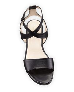 Cole Haan - Fenley Grand Ankle-Wrap Flat Sandal Flat Sandals, Flats, Cole Haan Shoes, Ankle, Fashion, Loafers & Slip Ons, Moda, Wall Plug, Fashion Styles
