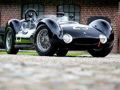 ..._Classic Car: Maserati Tipo 61 Birdcage