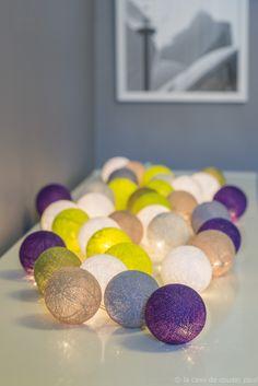 ETE suggestion Wanaka présentée ici en 35 boules / la case de cousin paul ©