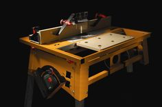 TRITON RTA 300  Precision Router Table