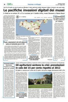 Le #InvasioniDigitali siciliane