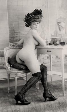 Vintage lady, 1920