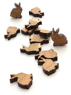 wooden die cuts