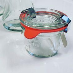 Bocal WECK DROIT 35 ml, diamètre 40 mm