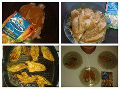 #buzzvegeta @Vegeta Romania @BUZZStore Condimentul lichid universal pentru marinare l-am combinat cu pieptul de pui. Foarte usor si rapid de marinat, dupa ce am turnat continutul plicului peste 500 grame piept de pui, am lasat carnea la marinat in frigider pentru 30 de minute, apoi am gatit-o in tigaia grill. Copiilor mei le-a placut tare mult friptura. Inainte de a gusta, s-au asigurat ca am folosit condimentul lichid Vegeta. Recomand!