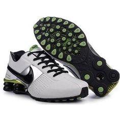 www.asneakers4u.com 438684 019 Nike Shox Conundrum White Black J02031