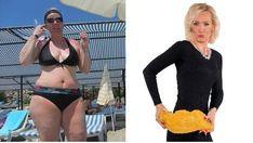 Proměna paní Milady: Za půl roku se jí podařilo zhubnout kg! Lose Weight Fast Diet, Healthy Weight Loss, Healthy Food, Workout Session, Lose Belly, Fat Burning, Skirt Set, Health Fitness, Swimwear