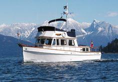 1974 Grand Banks 36 Classic for sale in Seattle #Boatsforsale #GrandBanks #Trawlers
