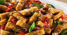 Resep Tumis Tahu Tempe SEDERHANA praktis bisa pedas juga. kami memang banyakin cara membuat masakan yang mudah dan cepat saji, karena Tempeh, Tofu, Indonesian Food, Indonesian Recipes, Kung Pao Chicken, My Recipes, Cravings, Food And Drink, Dishes