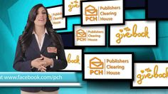 Danielle Lam Shows You How To Vote in the PCH Give Back...Give and receive (Smiles)
