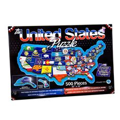 The United States Puzzle by A Broader View