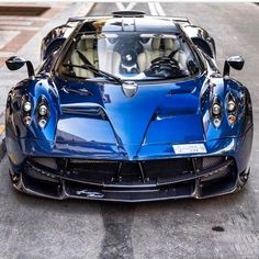 Michael Eastwood #Pagani #AwesomeCars