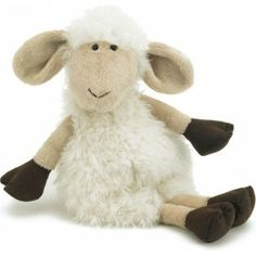 Ik vond dit op Beslist.nl: cream tiggalope sheep 38 cm}