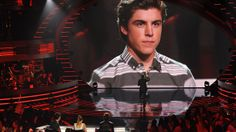 "Sam Woolf's rendition of ""Time After Time"" earned him a spot in the Top 7. See more pics: http://idol.ly/1n19icf"