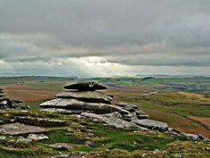 Bodmin Moor - il tetto della Cornovaglia