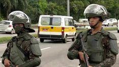 Michel Temer decreta intervenção federal na Segurança Pública do Rio  http://www.avozdepetropolis.com.br/policial/intervencao-militar-na-seguranca-publica-decretada-no-rio-de-janeiro/