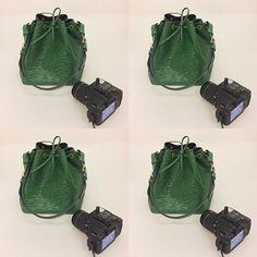 ab739031635b0 Louis Vuitton · Grün Grün Grün sind alle meine Taschen...  D - Petit Noé Epi