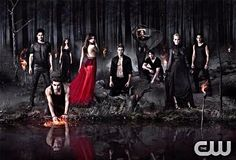 The Vampire Diaries...I want this as a poster for my room!