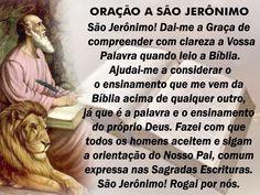 orações jeronimo