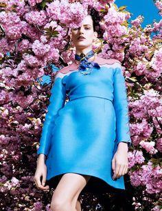 Vogue Japan August 2013 by Sharif Hamza